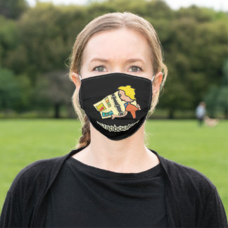Scrapbooking Adult Cloth Face Mask