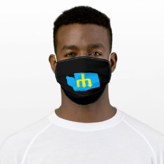 seattle adult cloth face mask