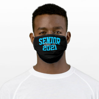 Senior Class of 2021 Adult Cloth Face Mask