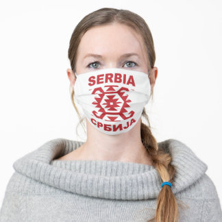 Serbia Protects Adult Cloth Face Mask