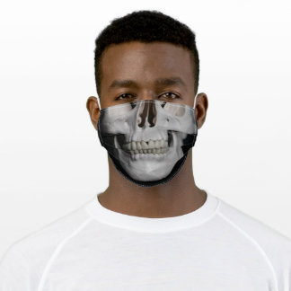 Skelington Adult Cloth Face Mask