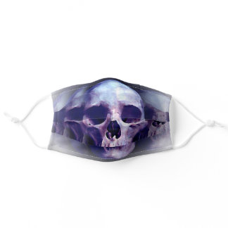 Skull Adult Cloth Face Mask