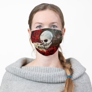 Skull Lovers Face Mask