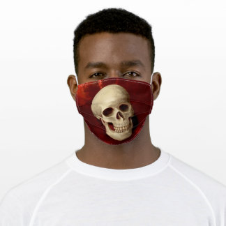 """Skull Painting"" Face Mask"