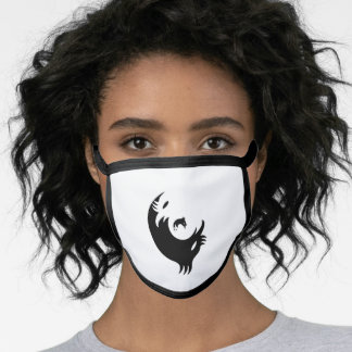 Smart Phoenix All-Over Print Face Mask