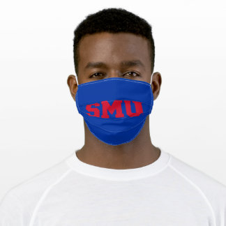 SMU Logo Adult Cloth Face Mask
