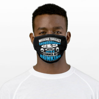 Snowboard Snowboard Deck Snowboards Winter Adult Cloth Face Mask