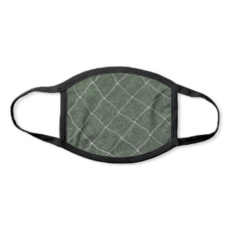 Soccer Goal Cloth Face Mask - mnt