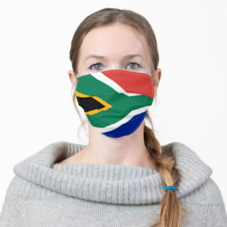 South African flag & fashion /sports mask