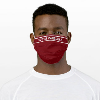 South Carolina Face Mask