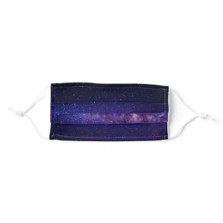 Space and Galaxy Adult Cloth Face Mask