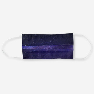 Space and Galaxy Cloth Face Mask