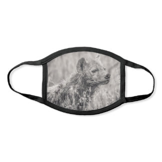 Spotted Hyena Face Mask