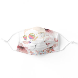 Spring Time Fun Adult Cloth Face Mask