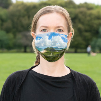 St. Kitts and Nevis Face Mask