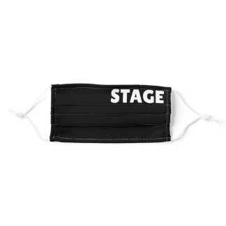 Stage Crew Mask