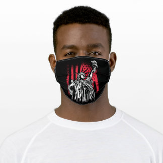 Statue Of Liberty Adult Cloth Face Mask