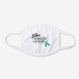 Stowe Weekend of Hope Face Mask
