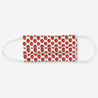 Strawberries Cloth Face Mask Covering