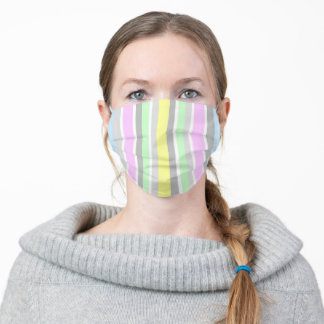 Stripes Cloth face mask