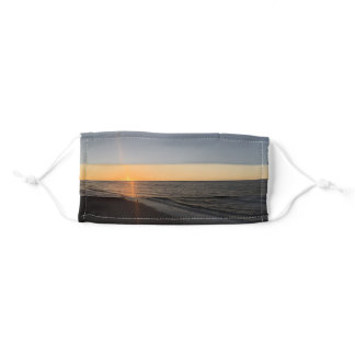 Sunset In Florida Adult Cloth Face Mask
