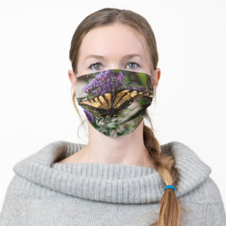 Swallowtail Adult Cloth Face Mask