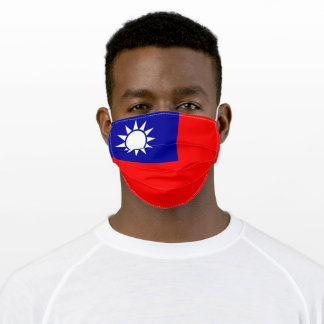 Taiwan Adult Cloth Face Mask