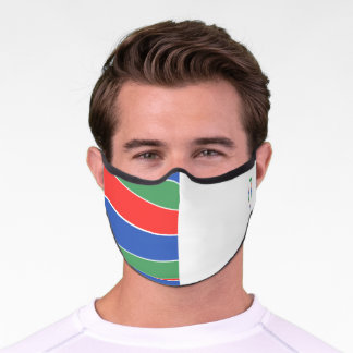 Taiwan traditional color premium face mask
