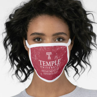 Temple University | Director of Kinesiology Face Mask