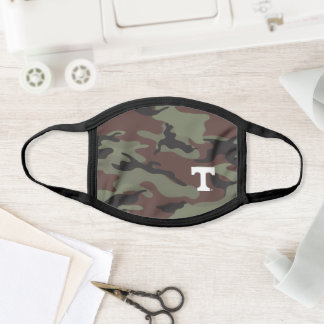Tennessee Power T - Camo Face Mask