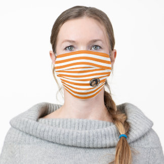 Tennessee Stripes | Smokey Adult Cloth Face Mask