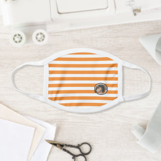 Tennessee Stripes | Smokey Face Mask