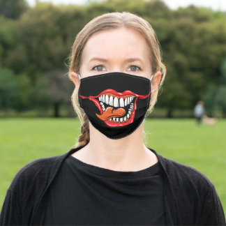 Terry's Smile Adult Cloth Face Mask