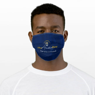 The Audio Flow Has You Covered Face Mask