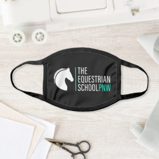 The Equestrian School Face Mask