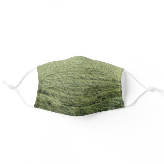 The greenest Grass Adult Cloth Face Mask