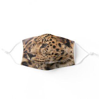 The Leopard Adult Cloth Face Mask