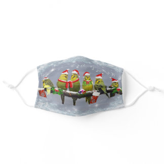 The Little Carollers Adult Cloth Face Mask
