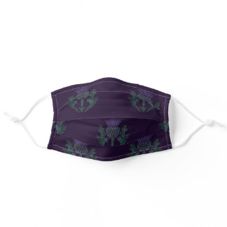 Thistle Adult Cloth Face Mask