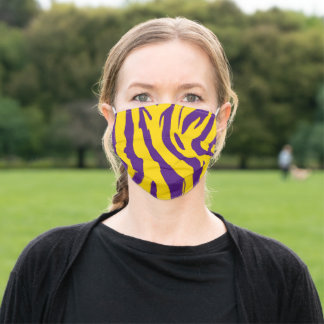 Tiger Adult Cloth Face Mask