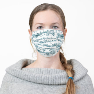 Toile 30-A face mask