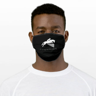 Tokyo 2021 Eventing Adult Cloth Face Mask