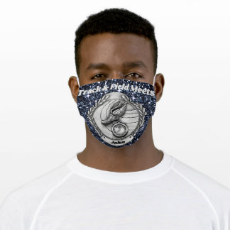 Track & Field Meets Face Mask