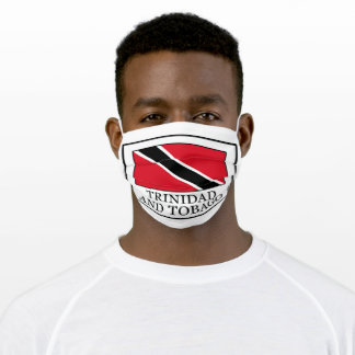Trinidad and Tobago Adult Cloth Face Mask