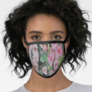 TROPICAL  FACE MASK