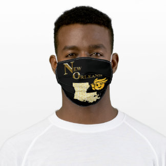 TRUMP NEW ORLEANS ADULT CLOTH FACE MASK