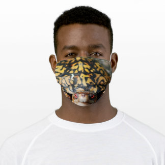 Turtle Shell Adult Cloth Face Mask