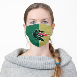 UAB Blazers Colorblock Adult Cloth Face Mask