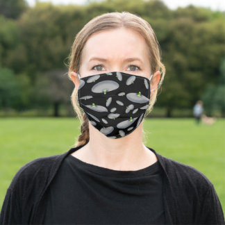 UFO Central face mask