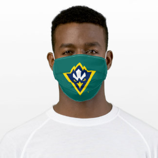 UNCW Seahawk Logo Adult Cloth Face Mask